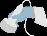 ultrasound vector
